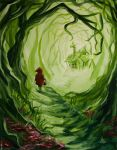 Heart Of The Woods by KevinMcHughArt
