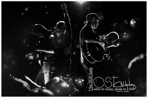 Coldplay ' Lost ' by Ruozaki
