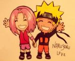 holding hands Love by x-narusaku-x