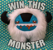 Win this monster by loveandasandwich