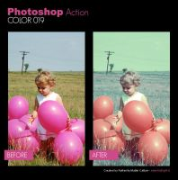 Photoshop Action - Color 019 by primaluce