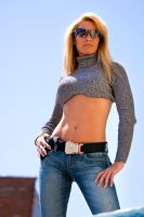 Blue Jeans and sunglasses 1 by ksmith3620