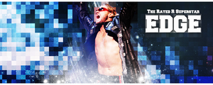WWE Edge banner by RatedRDesigns