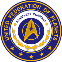 Starfleet Command Insignia (The Motion Picture) by viperaviator