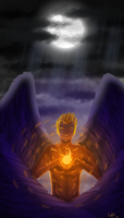 Icarus by ChaoticUmbra