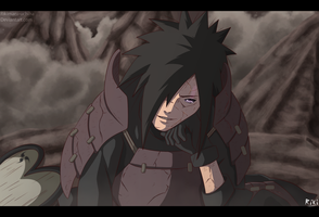 Madara 637: I Failed... by Rikimaru-Uchiha