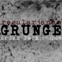 Brush Pack Grunge Set One by regularjane