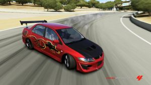 FM4: Dragon Drift by eyecrunchyfraug