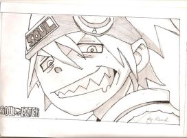 Soul Eater by kamillo1000