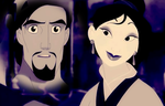 Sinbad And Mulan by MaruKmpos1