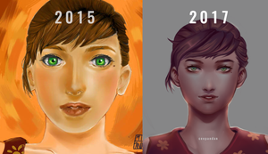 2015-2017 Improvement by CeePandan