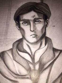 erwin smith by NoOradrawing