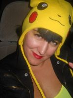 Pikachu by CharleneRenegade