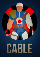 Cable Minimalism by skellerone