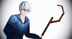 [MMD] Jack Frost by PastaAndWhiteRice