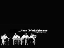 Four Yorkshiremen by MercuryMay