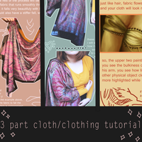 CLOTHING/CLOTH TUTORIAL by harteus