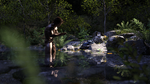 Forest Bather 1 by MGMOZ