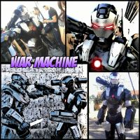 War Machine 100% by pakwan008