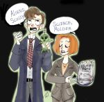 REBOOT X FILES!!! by SimplyBrillig