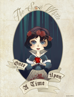 Once Upon A time Snow White by Nade