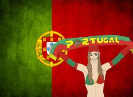 Portuguese girl by Enzoide