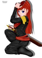 Lady Commissar 2 by TKWx