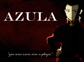 Azula Wallpaper by obsessive-fan-girl
