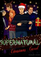 A Supernatural Christmas Carol - Cover by LinaKaye