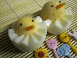 Eggy chick by Treori