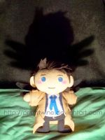 Commish: Little Castiel by prismtwine