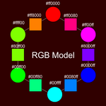 RGB model by StevenLipton