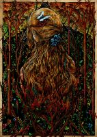 Of the Forest - coloured by vintageglamcannibal