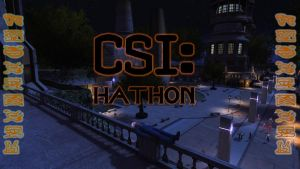 CSI Hathon by SciFiRocker