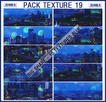 [BIG SHARE] PACK TEXTURE 19 by xhangelf