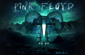 pink floyd - the division bell by raj2akki