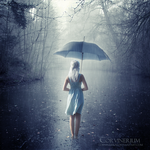 Listen To The Rain by Corvinerium
