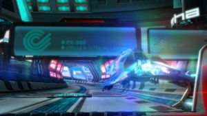 Wipeout Track by Vlitzertron