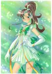 Neo Sailor Jupiter by kaminary-san