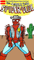 Weird West Spider-Man by scholarwarrior-lad
