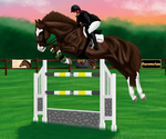 AITDE - Showjumping by cierra15