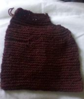 Knitted Dishcloth by Creativity-Squared