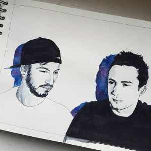 Twenty One Pilots by ShyyBoyy
