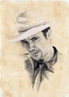 Marshal Raylan Givens - Justified by Jeanne-Lui