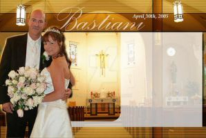 DVD Menu - Bastiani Wedding by matrix7