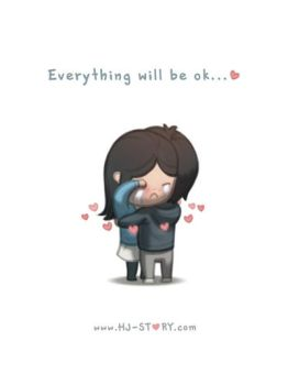 144. Everything Will be OK by hjstory