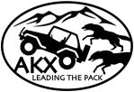 Alaska Extreme FourWheelers Logo/Decal by cooley