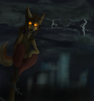 This City is Hell by Hipster-Coyote
