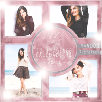 Photopack Lucy Hale by stephanyad