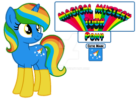 Magical Mystery Tour Pony by SJArt117